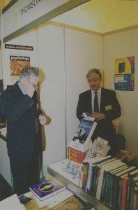 Spomienky na PhDr. Mariána Košča -Tenth-European-Congres-Work-Psychology-2001-Prague-Koziak-Kosc