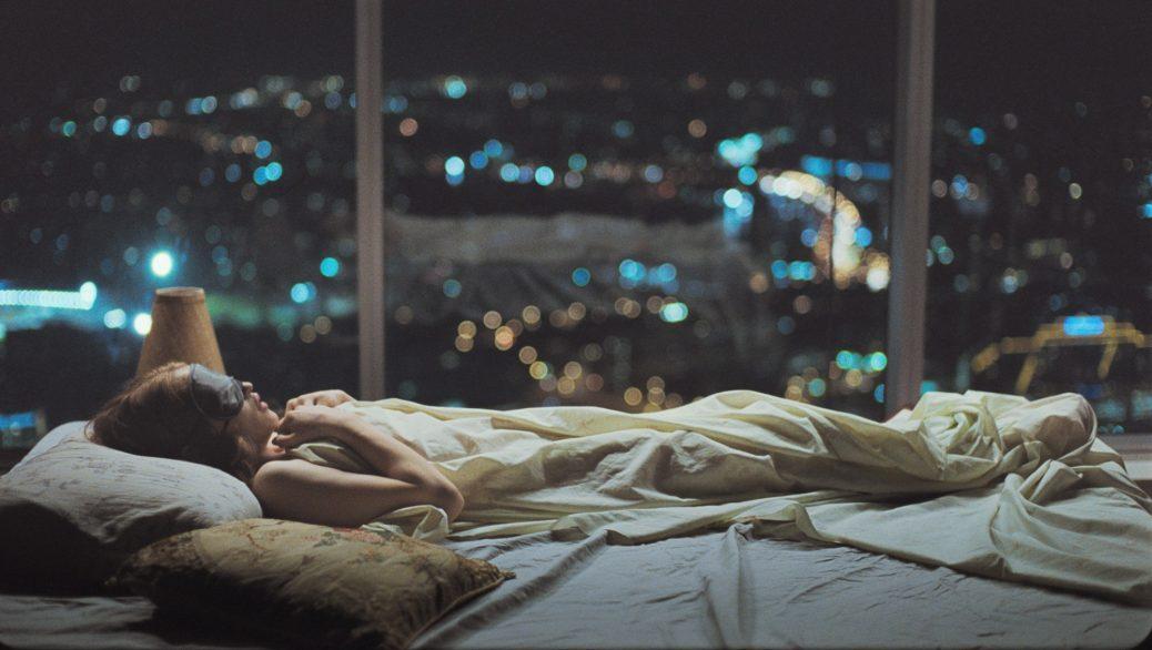 svetlá a spánok