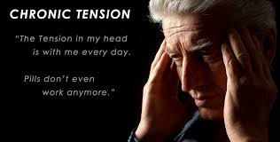 chronická tenzia