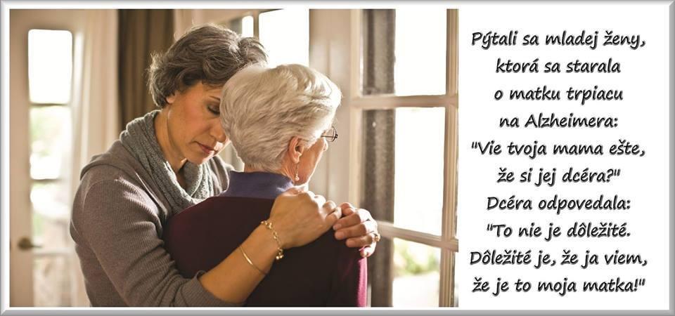 Liek na demencie ukrytý v prehrávači.