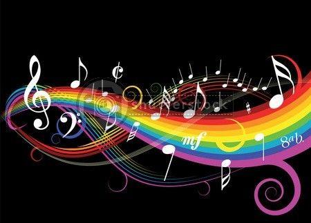 hudobná dúha