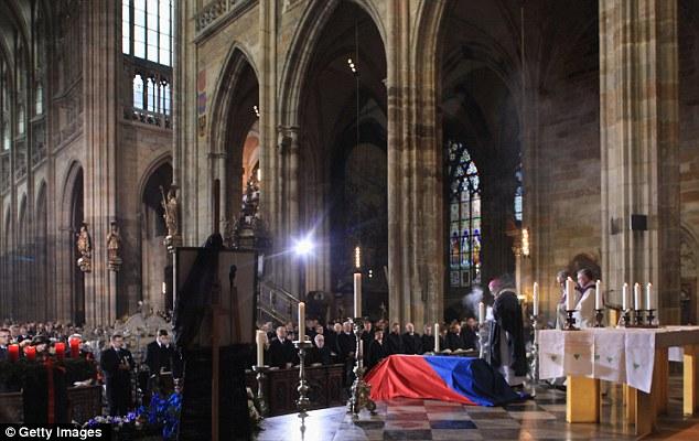 Funeral Václav Havel