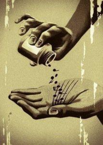hudobné tabletky