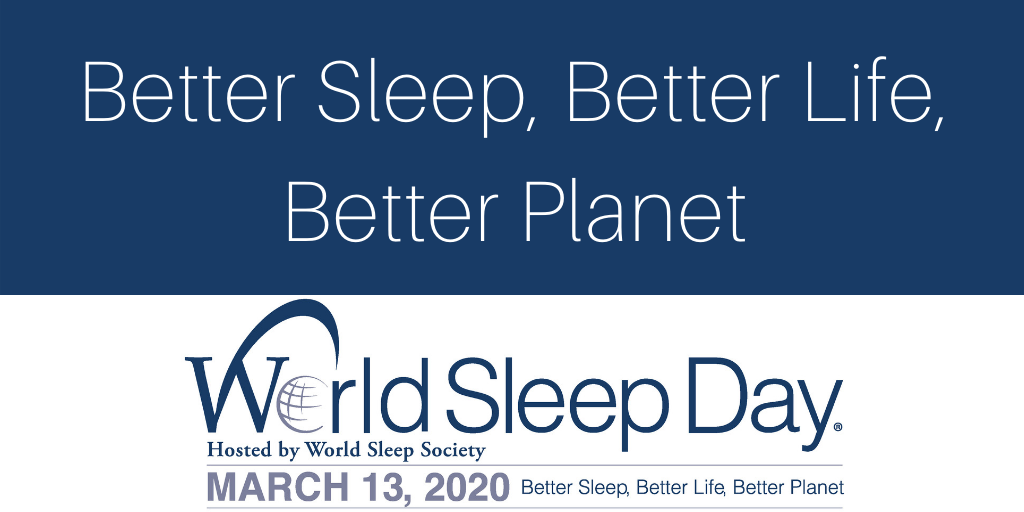 Lepší spánok. lepší život. lepšia planéta