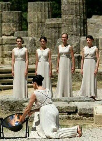 Pýthie - kňažné v Delfách (ilustrácia)