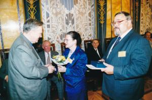 Jozef Koščo - Kongres EAWOP, 80. výročie uplatňovania psychológie práce a organizácie v Čechách a na Slovensku