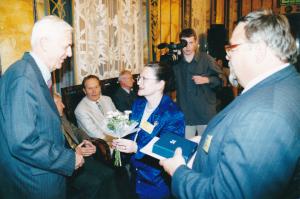Michal Stíženec - Kongres EAWOP, 80. výročie uplatňovania psychológie práce a organizácie v Čechách a na Slovensku