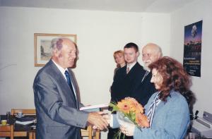 Bruno Miglierini - Kongres EAWOP, 80. výročie uplatňovania psychológie práce a organizácie v Čechách a na Slovensku