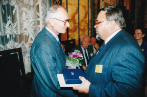 Ján Timko - Kongres EAWOP, 80. výročie uplatňovania psychológie práce a organizácie v Čechách a na Slovensku