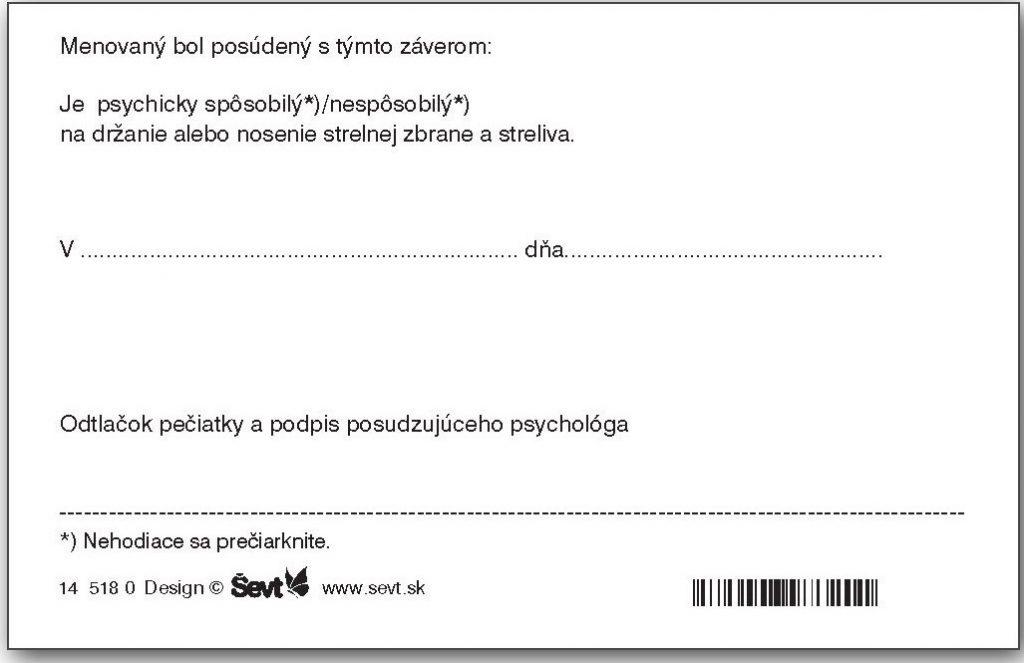 psychológov na Slovensku čakajú legislatívne zmeny
